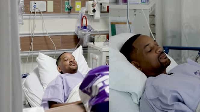 Will Smith, operat pentru a evita o maladie cumplită. Actorului i-a fost extirpată o tumoră – Video
