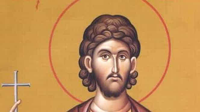 Calendar ortodox, joi, 22 august. Biserica îl cinstește pe Sfântul Mucenic Agatonic