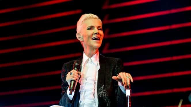 Doliu în pop rock-ul mondial! A murit Marie Fredriksson, solista Roxette