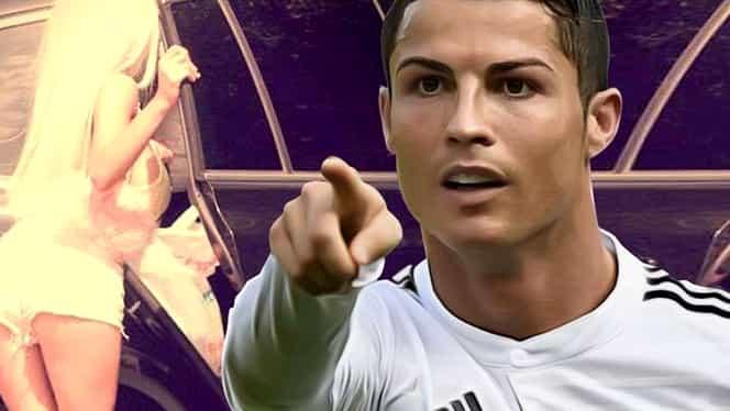 """Am găsit-o pe amanta ROMÂNCĂ a lui Cristiano Ronaldo. """"Da, e adevărat"""". E o celebră cântăreaţă. GALERIE FOTO"""