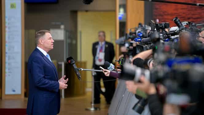 """Iohannis a discutat cu von der Leyen și Charles Michel pe tema bugetului UE: """"Nu s-au făcut progrese, pozițiile nu s-au apropiat"""""""