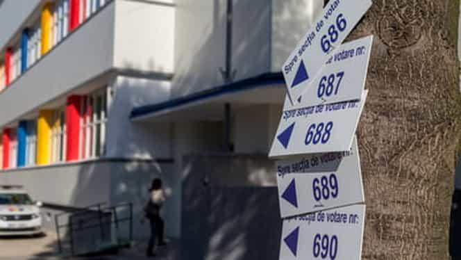 Unde sunt amplasate cele 835 de secții de votare pentru Alegerile Prezidențiale. Există una și în Afganistan