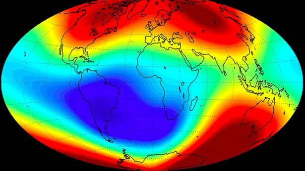 Polul nord magnetic al Pământului se deplasează spre Siberia! Ce înseamnă și care sunt consecințele