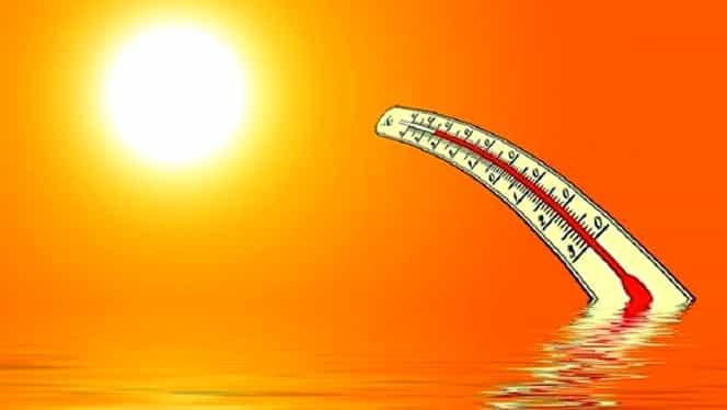 Prognoza meteo 26 august 2018 București. Temperaturile zilei vor oscila