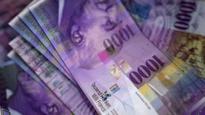 Curs valutar BNR, azi, 11 februarie 2020. Cât de mult continuă să crească francul elvețian – UPDATE