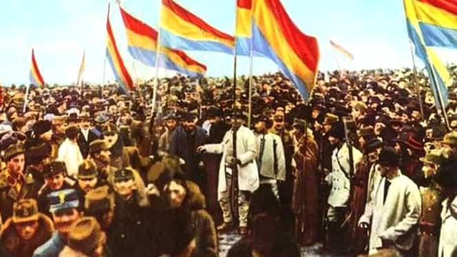 1 decembrie, semnificaţii istorice! Transilvania se uneşte cu Regatul României!