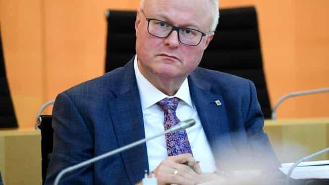 Tragedie în Germania! Un ministru s-a sinucis din cauza coronavirusului