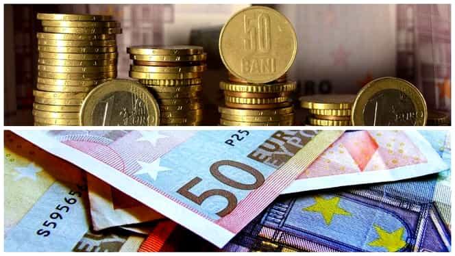 Curs valutar BNR azi 12 decembrie 2018. Euro a crescut considerabil!