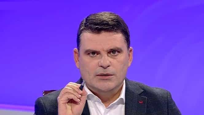 """Radu Tudor, revoltat de poluarea din Bucureşti. """"Este atentat la sănătatea locuitorilor Capitalei"""""""