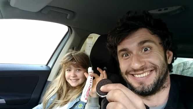 Dragoș Bucur și fiica sa vor juca în același film. E vorba despre o peliculă bazată pe un basm