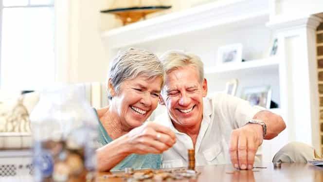 Anunț important pentru pensionari! Se măresc  pensiile cu 10%. Cine va beneficia