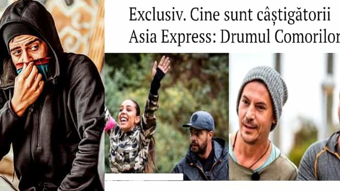 Scandal după finala Asia Express. Speak, atac la adresa revistei Unica, care a dezvăluit câștigătorii înainte de difuzarea televizată