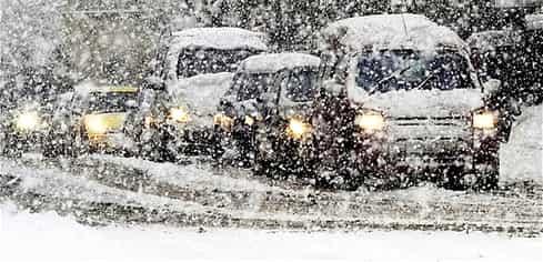 Valul de aer polar a ajuns în România. Ce ne așteaptă