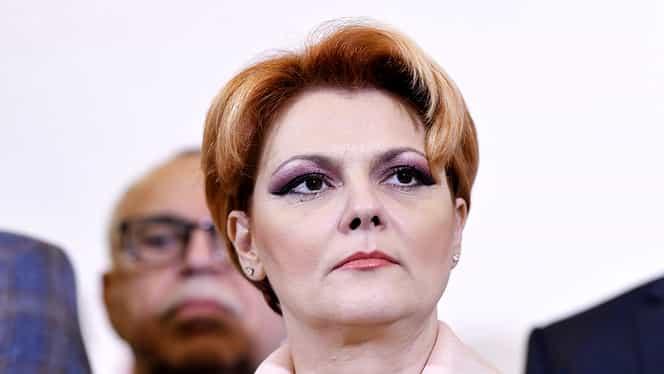 Lia Olguța Vasilescu îi sperie pe români. Susține că PNL vrea să mărească vârsta de pensionare pentru toate categoriile profesionale