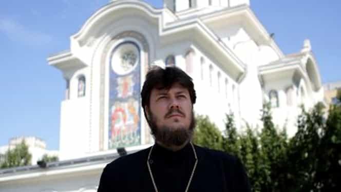 """Preotul Tănăsescu, despre bolizii de la Catedrala Neamului: """"Sunteţi invidioşi"""""""