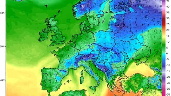 Aer polar de sărbători, în România. Meteorologii anunță o iarnă extrem de friguroasă