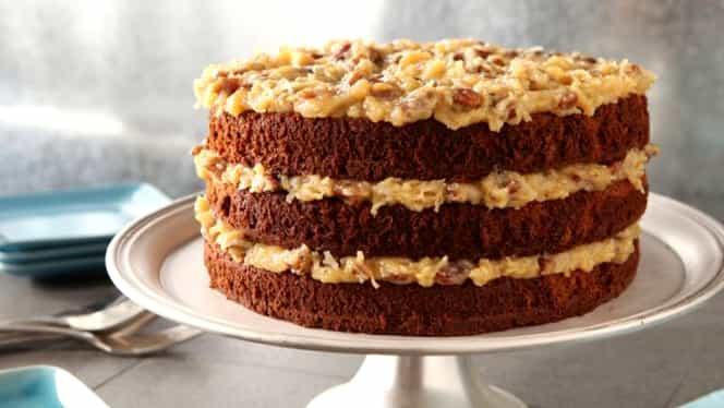 Rețeta zilei. Cum să prepari cel mai bun tort cu migdale caramelizate