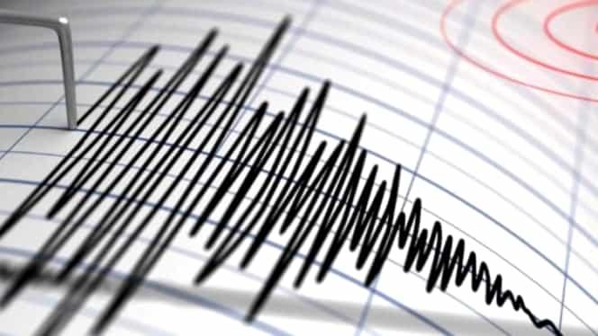 Cutremur în zona Vrancea. Un seism cu magnitudinea de 3,3 pe Richter s-a produs miercuri