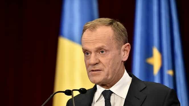 El a tradus în română discursul lui Donald Tusk! Cine este Dan Mărășescu