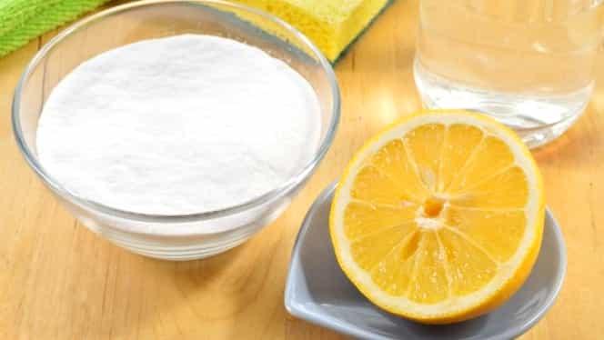 Lămâia și bicarbonatul de sodiu salvează mii de vieți anual. La ce ajută această combinație miraculoasă