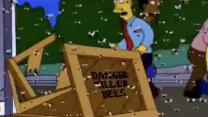 """Scenaristul serialului Familia Simpson despre predicțiile pentru anul 2020: """"Ok, presupun că am făcut-o"""""""