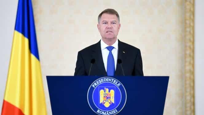 """Klaus Iohannis trimite Legile justiției la CCR! """"Voi sesiza Comisia de la Veneția"""""""
