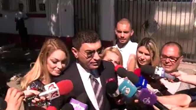 """Cristi Borcea, primele declarații după ce a ieșit din pușcărie: """"Vă mulțumesc"""""""