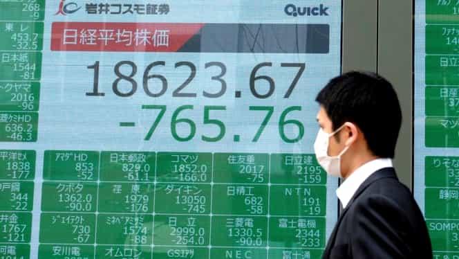 """O companie de investiţii uriaşă vine cu veşti bune: """"Nu există riscuri! Criza va fi pe termen scurt, ca pe 11 septembrie"""""""