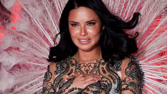 Adriana Lima a defilat în lacrimi pentru ultima dată! Modelul s-a retras după 19 ani de activitate