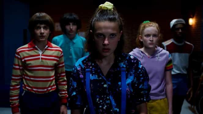 Vești bune pentru fanii Stranger Things! Netflix a lansat teaserul sezonului 4