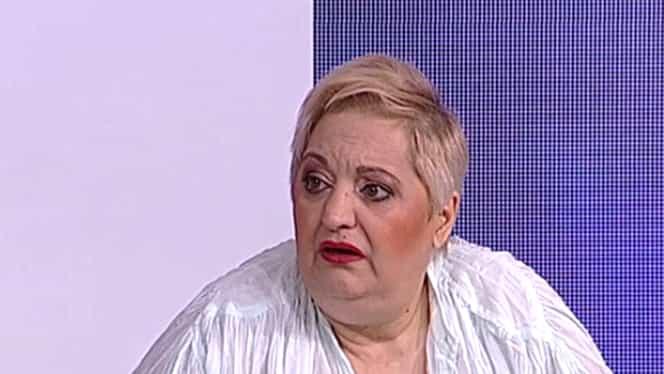 Cum a ajuns să arate Marinela Chelaru! Actrița a vorbit despre problemele ei