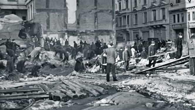 26 octombrie, semnificaţii istorice. Un cutremur de 8,2 pe Richter zguduie România