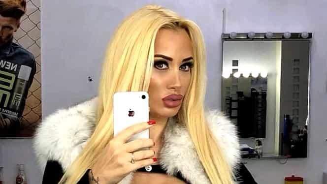 O mai ştii pe Pamela de România?! Cum arată acum, după ce şi-a operat faţa