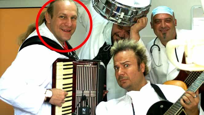 Transformarea şocantă a lui Vali Crăciunescu! Fostul acordeonist de la Spitalul de Urgenţă a chelit şi a făcut burtă