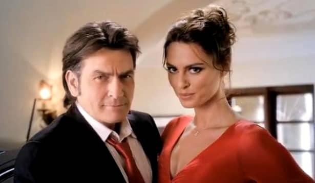 Ipoteză incredibilă: Charlie Sheen s-a iubit cu o româncă?