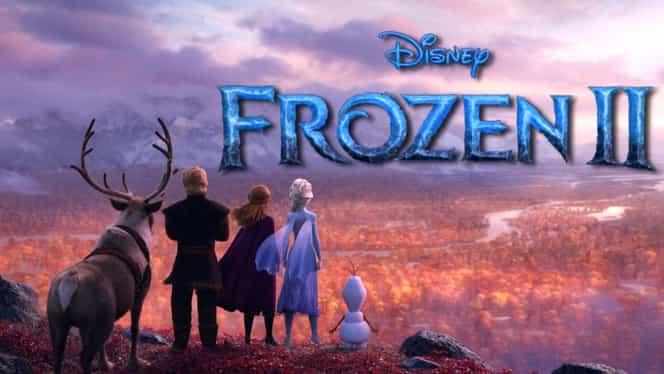 Trailer Frozen 2- VIDEO: cel mai vizionat trailer al tuturor timpurilor
