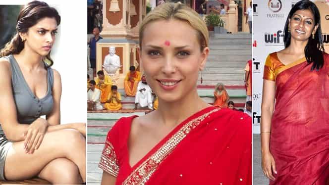 TOP 30 – Cele mai sexy vedete din India. Iulia Vântur, inclusă şi ea. Pe ce loc au votat-o indienii