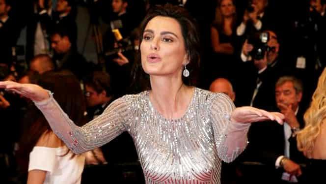 Catrinel Menghia, SPECTACULOASĂ pe covorul roşu de la Cannes