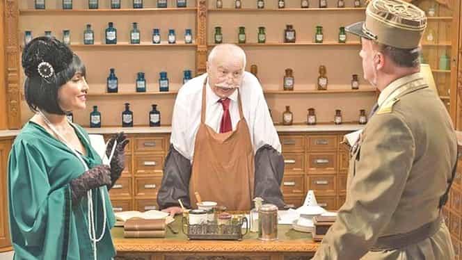 Alexandru Arșinel, din nou în reclamele farmaciei Catena. După ce Stela Popescu ne-a părăsit, actorul s-a întors singur în reclame