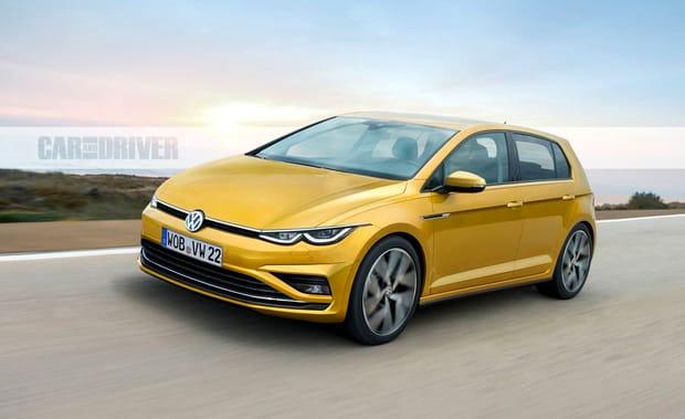 Fanii Volkswagen au aflat cum arată noul Golf 8, dar și când va fi lansat! Oficialii constructorului german au anunțat că producția noului Golf va începe în anul 2019.