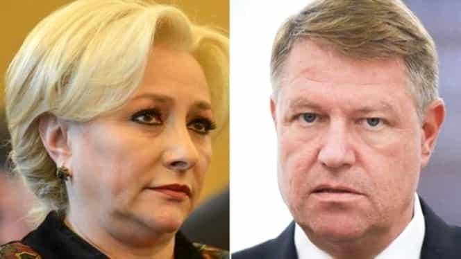"""Klaus Iohannis, mesaj pentru Viorica Dăncilă despre pensiile mărite de PSD: """"Nu doamna premier, nu aţi mărit nimic anticipat"""""""