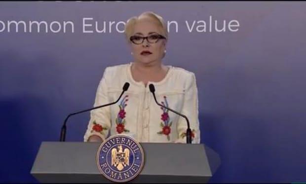 """Declarație de presă comună Juncker-Dăncilă: """"România trebuie să intre în Schengen"""""""