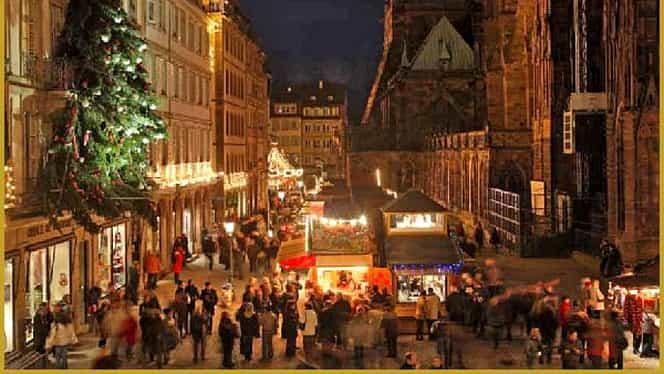 BREAKING NEWS! Atac la Targul de Craciun de la Strasbourg: un mort si mai multi raniti
