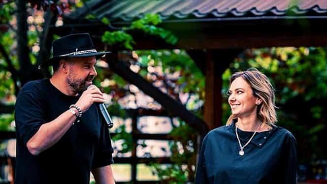 Roxana Ionescu a pierdut sarcina. Primele declarații ale logodnicului său, Tinu Vidaicu