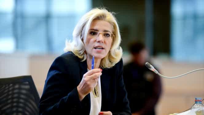 Corina Crețu, anunț devastator! Mai puțini bani de la UE pentru români