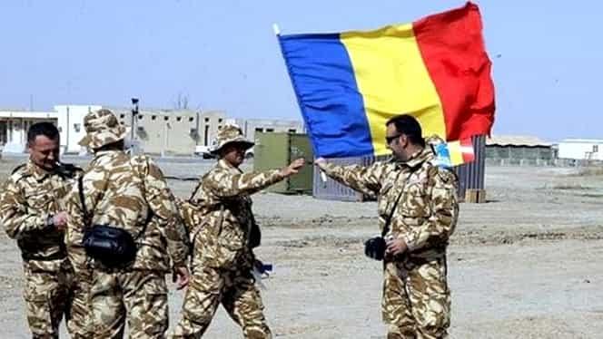 Breaking News!  Opt soldați români au fost răniți în urma unui atentat cu mașină capcană.
