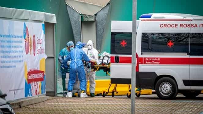 Medic israelian în Italia, declaraţii şocante. Pacienţii de peste 60 de ani nu mai sunt ventilaţi mecanic. Cei cu şanse mai mari de supravieţuire au prioritate
