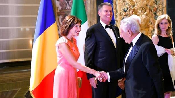 Apariție răvășitoare a lui Carmen Iohannis, la aniversarea prințului Charles. Ce rochie a purtat