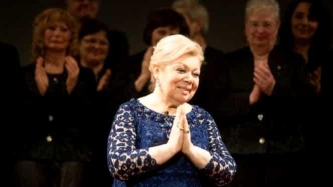 Doliu în lumea operei. Soprana Mirella Freni a murit