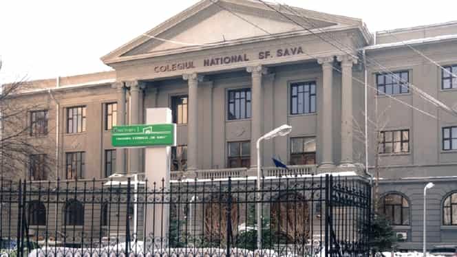 Probleme la Liceul Sfântul Sava, unde a votat Dăncilă. Presa, ținută la ușă